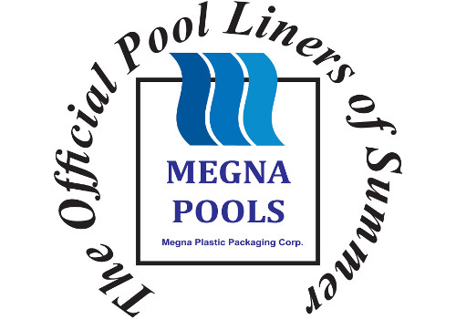 Megna Pools Logo