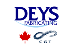 Deys Fabricating Logo